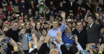 Macri's reforms seek to deeply restructure the Argentine economy