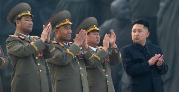 North Korea's nuclear tests alarmed the international community in 2017