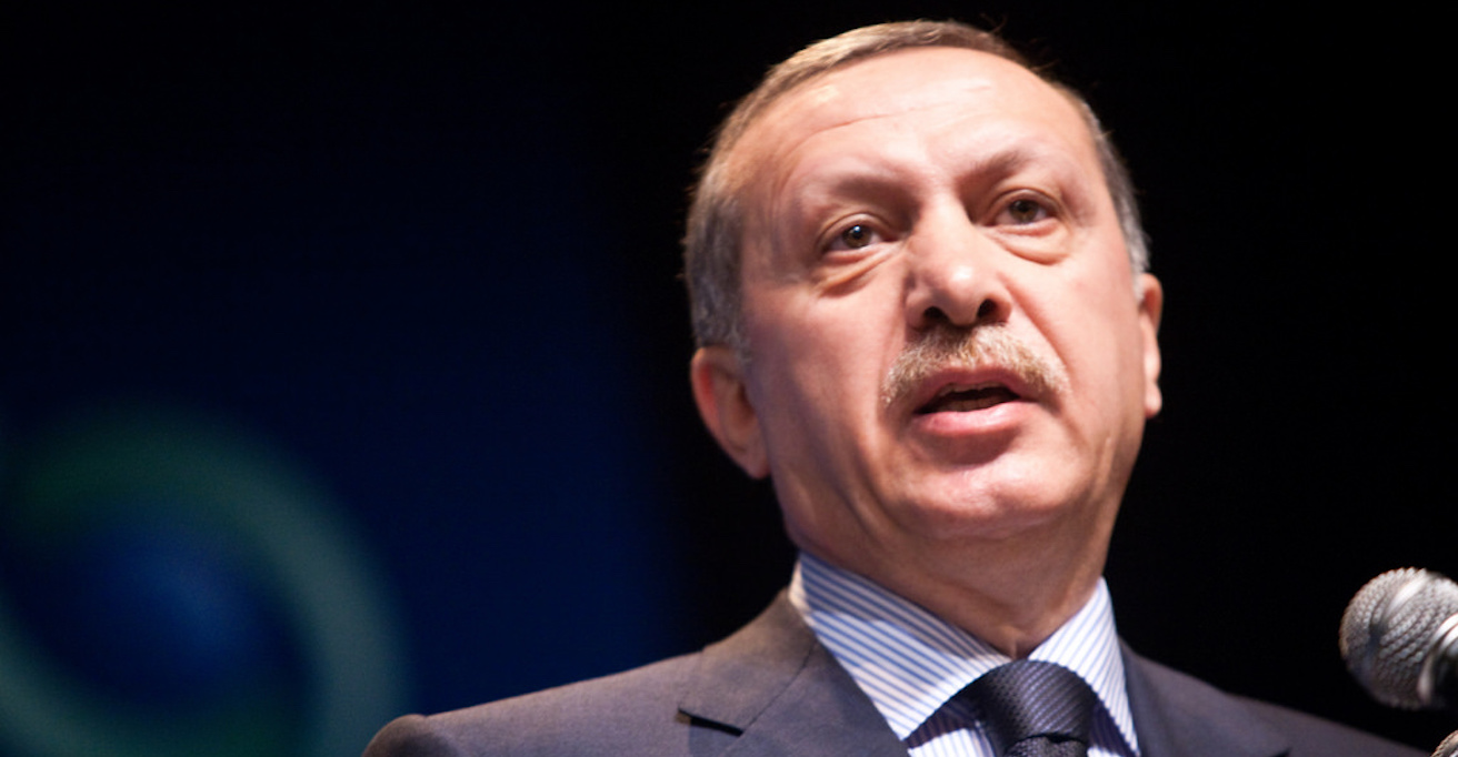 H.E. Recep Tayyip Erdogan, Prime Minister of Turkey, United Nations Alliance of Civilizations (UNAOC) Rio Forum