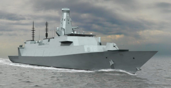 CGI Image of Type 26 Global Combat Ship (Credit: Flickr www.defenceimages.mod.uk)