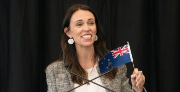 Prime Minister Jacinda Ardern. Source: Wikimedia Commons