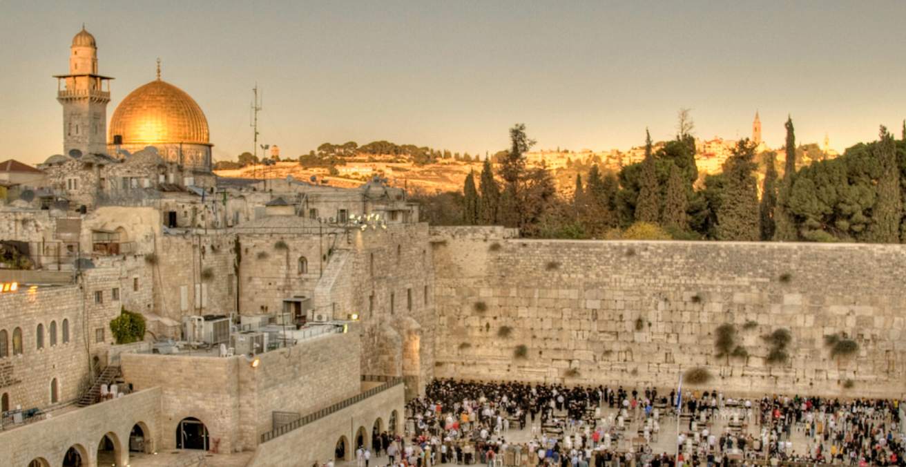 The Western Wall in Jerusalem. Israel's policies may be threatening to undermine the values upon which it was founded. Source: Flickr