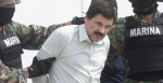El Chapo in the custody of the Mexican authorities in 2014. Source: Rogelio A Galaviz C, Flickr
