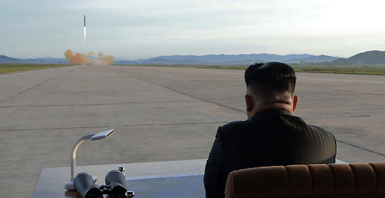 The US may have to limit its expectations in the upcoming summit with North Korea to maintaining the rogue state's current halt on nuclear and missile tests. Source: Forbidden Book, Flickr