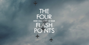 Brendan Taylor, The Four Flash Points: How Asia Goes to War