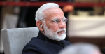 Incumbent Indian Prime Minister Narendra Modi is hoping his tough stance on national security will secure him victory in the country's general election. Source: Kremlin.ru