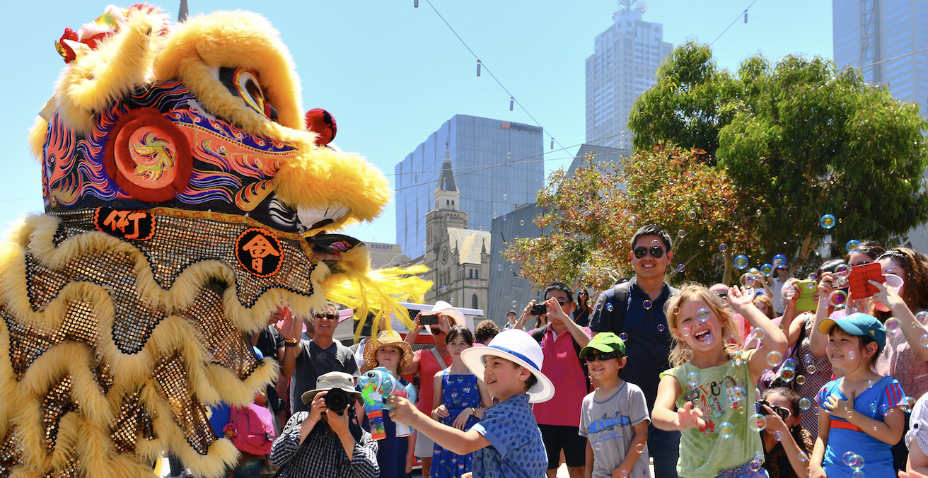 Will Australia's growing Asian population end up shaping its foreign policy. Photo: Chris Phutully, Flickr, https://bit.ly/1dsePQq