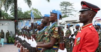 The Protection of Civilians  (PoC) mandate has been celebrated since the UN introduced it in 1999. Source: Flickr MONUSCO Photos https://creativecommons.org/licenses/by-sa/2.0/