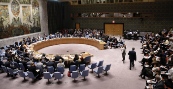 United Nations Security Council Open Debate on Women, Peace and Security 2017. Photo: UN Women, Flickr, https://bit.ly/1mhaR6e.