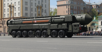 The RS-24 Yars ICBM Source: Wikimedia Commons - Соколрус