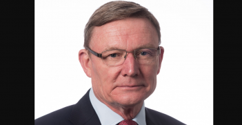 Paul Symon AO, director-general of ASIS. Source: Wikimedia commons http://bit.ly/2Y3HSwa