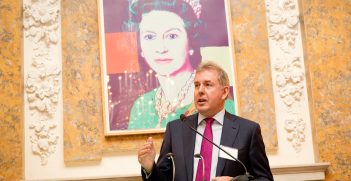 UK ambassador Sir Kim Darroch. Source: Flickr, UKTI http://bit.ly/2HVunos