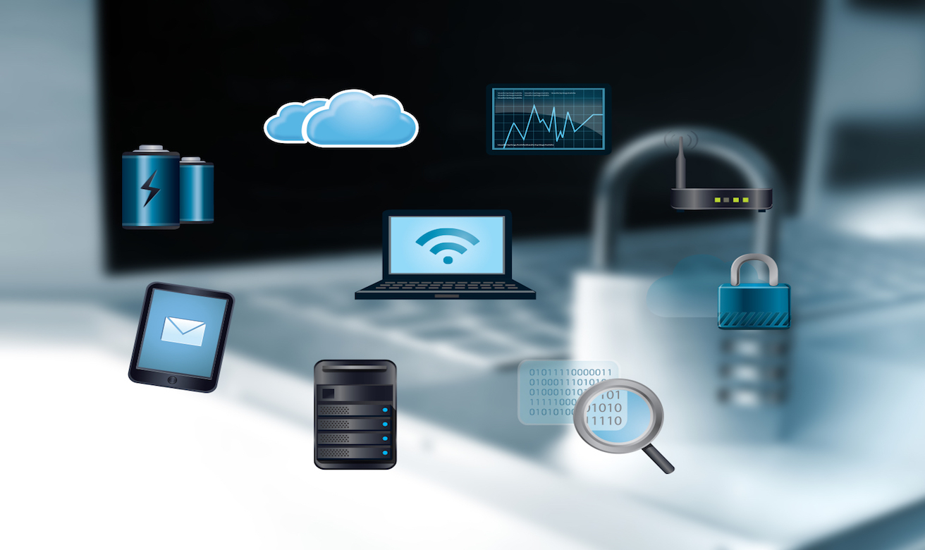 Display of cyber intelligence and crime prevention, Source: Blue Coat Photos, Flicker, https://bit.ly/2MsgBNH