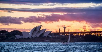 Image of Sydney Opera House, Source: Trey Ratcliff, Flickr, https://bit.ly/2ZtR2h9