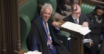 John Bercow Resigns. Photo by Jessica Taylor, UK Parliament