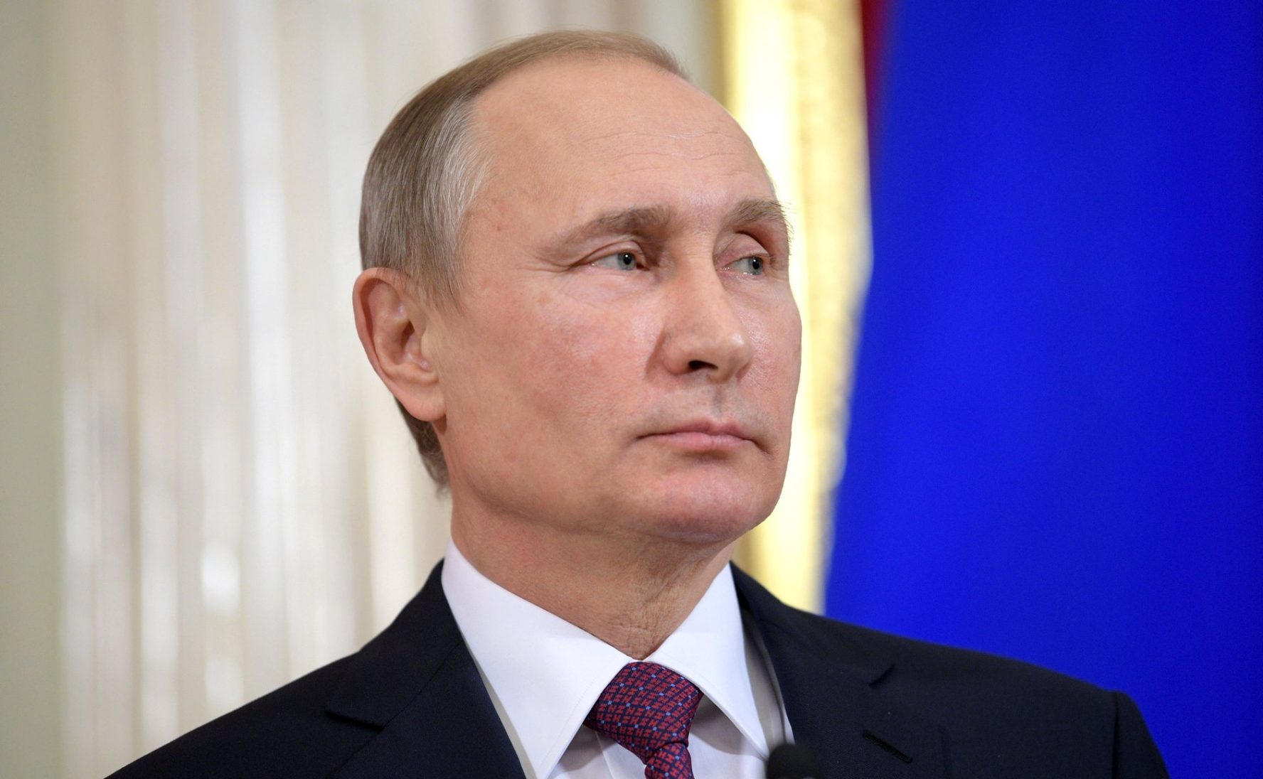Vladimir Putin in 2017. Photo by the Russian Presidential Press and Information Office.