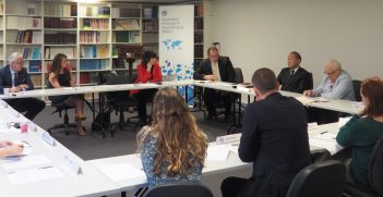 Japan in the Indo-Pacific Roundtable, AIIA National Office, 20 January 2020.