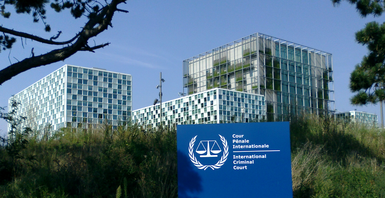 Headquarters of the International Criminal Court in The Hague, Netherlands. Source: Oseveno