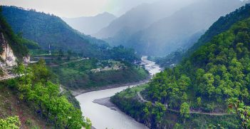 The Kali River separating India and Nepal. Source: A.J.T. Johnsingh https://bit.ly/3drFcvO