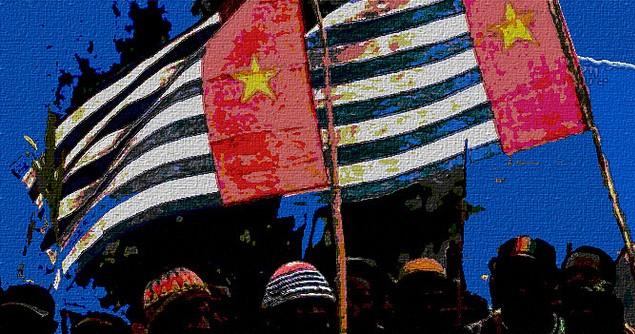 West Papua Protests. Image credit: Flickr (AK Rockefeller)