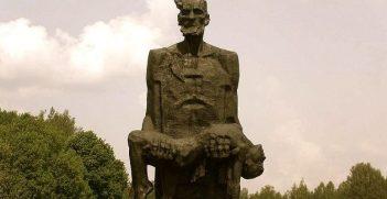 Khatyn Memorial, Belarus. Image credit: Flickr (Kevin Pope)