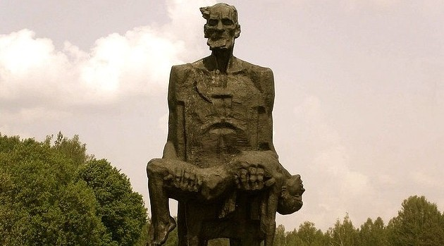 Khatyn Memorial, Belarus. Image credit: Flickr (Kevin Pope)