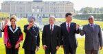 Official photo of BRICS leaders taken on September 5, 2013. Image credit: Flickr (Blog do Planalto)