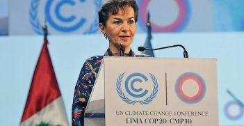 Christina Figueres, executive secretary of the UNFCCC. Image Credit: Flickr (Ministerio de Relaciones Exteriores). Creative Commons.