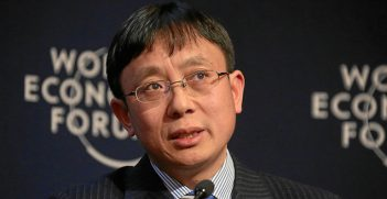 Professor Wu Xinbo at the Annual Meeting 2014 of the World Economic Forum. Image Credit: Flickr (World Economic Forum) Creative Commons.