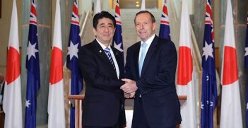 Image Credit: Tony Abbott's  Official Facebook page.