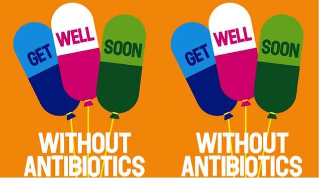 Poster from European Antibiotic Awareness Day. Image Credit Flickr (DES Daughter) Creative Commons.