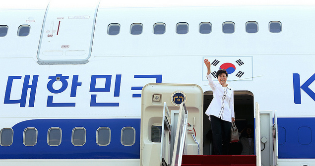 President of South Korea Park Geun-hye. Image Credit: Flickr (Republic of Korea) Creative Commons.