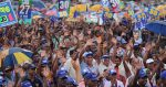 UPFA Provincial Council Election Campaign Rally. Image Credit: Flickr (President Mahinda Rajapaksa). Creative Commons.