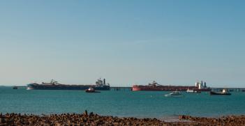 Iron Ore Shipping. Photo credit: Flickr (Graeme Churchard) Creative Commons