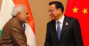 Narendra Modi and Li Keqiang. Photo Credit: Wikimedia Commons (Narendra Modi) Creative Commons