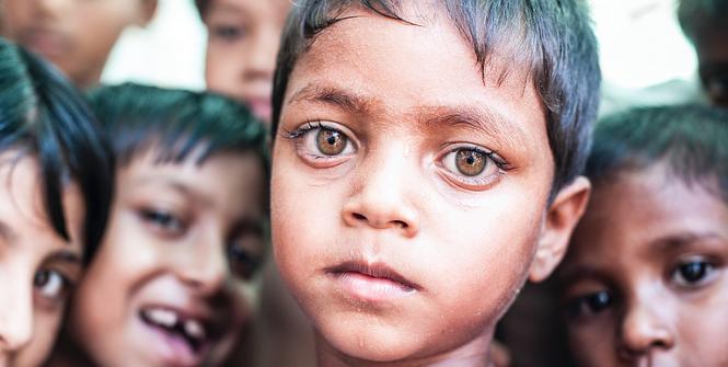 Intense Rohingya Boy. Photo Credit: Flickr (Steve Gumaer) Creative Commons
