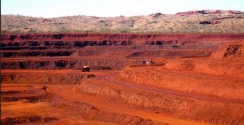 Mining in Australia. Photo Credit: Flickr (ginger_ninja) Creative Commons