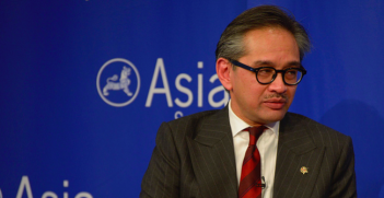 Marty Natalegawa. Photo Credit: Flickr (Asia Society) Creative Commons.