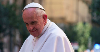 The Pope's recent encyclical is going to cause some disagreements within the Catholic establishment. Photo Credit: Flickr (Raffaele Esposito) Creative Commons.