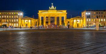 The Brandenburg Gate, Berlin. Photo Source: Davis Staedtler (Flickr). Creative Commons.