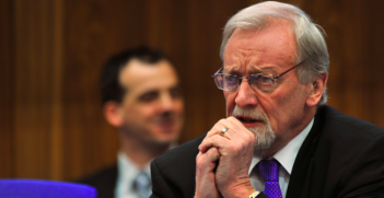 Gareth Evans ponders the future of Australia as a Middle Power. Photo Credit: Flickr (IAEA Imagebank) Creative Commons.