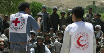 A conversation with Knut Dormann about the applications and usefulness of International Humanitarian Law. Photo Credit: Flickr (International Committee of the Red Cross) Creative Commons.