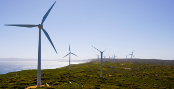 Albany wind farm, Western Australia Photo Credit: Flickr (Lawrence Murray) Creative Commons