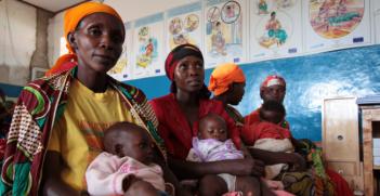 Burundi health. Photo Source: European Commission DG ECHO (Flickr). Creative Commons.