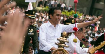Mr. Jokowi and JK. Photo Source: uyeah (Flickr). Creative Commons.