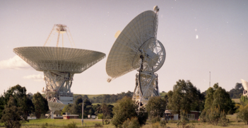 NASA Deep Space Communication Complex in Canberra. Photo Source: Niels Endres (Flickr). Creative Commons.