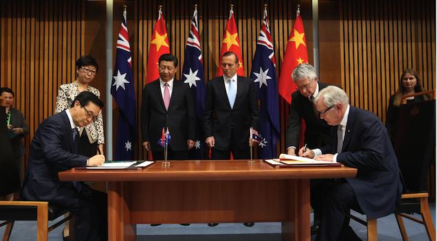 Trade Agreements More Strategic Than Economic Australian