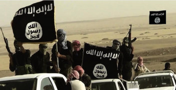Islamic State fighters. Photo source: Day Donaldson (Flickr). Creative Commons.