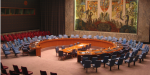 UN Security Council in New York. Photo source: Scott Garner (Flickr). Creative Commons.