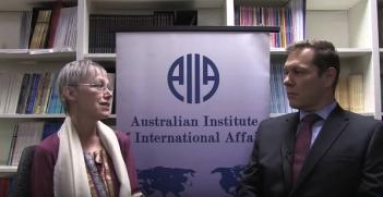 Dr Sidney Jones is interviewed by Chris Farnham.